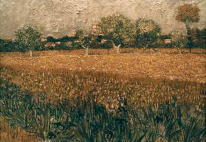 Van Gogh: Arles, 1888 by Vincent van Gogh