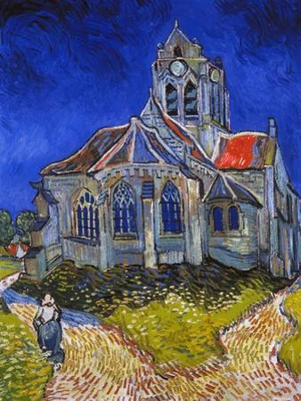 Van Gogh: Auvers, 1890 by Vincent van Gogh