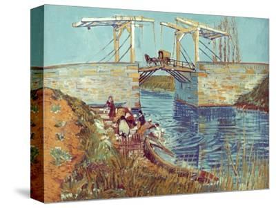 Van Gogh: Drawbridge, 1888