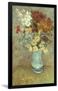 Van Gogh: Flowers, 1887 by Vincent van Gogh