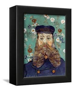 Van Gogh: Postman, 1889 by Vincent van Gogh