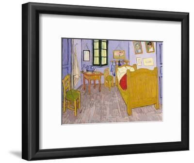 Van Gogh's Bedroom at Arles, 1889