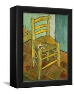 Van Gogh's Chair, 1888/89 by Vincent van Gogh