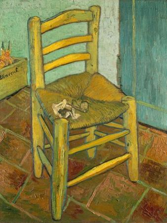 Van Gogh's Chair, 1888/89 by Vincent van Gogh