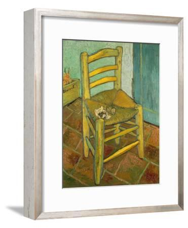 Van Gogh's Chair, 1888/89