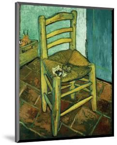Van Gogh's Chair, c.1888 by Vincent van Gogh