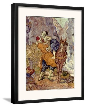 Van Gogh: Samaritan, 1890