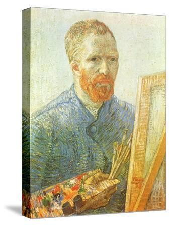 Van Gogh Self-Portrait, 1888