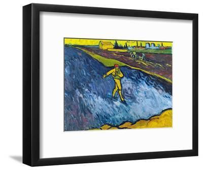 Van Gogh: The Sower, C1888