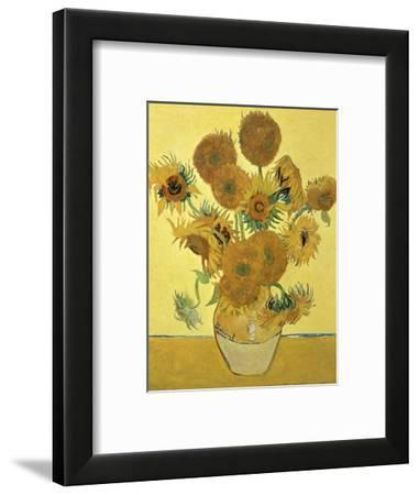 Vase of Fifteen Sunflowers, c.1888