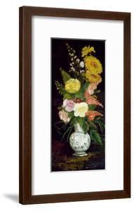 Vase of Flowers, 1886 by Vincent van Gogh