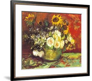 Vaso Di Fiori by Vincent van Gogh