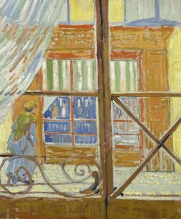 View of a Butcher's Shop by Vincent van Gogh