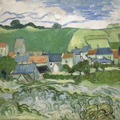 View of Auvers, 1890