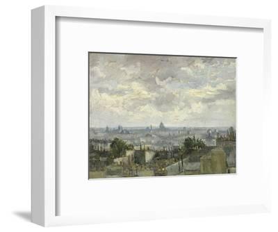 View of Paris, 1886