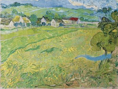 View of Vessenots in Auvers, 1890