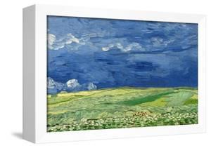 Wheatfield under Thunderclouds, 1890 by Vincent van Gogh