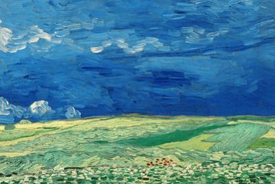 Wheatfields, 1890