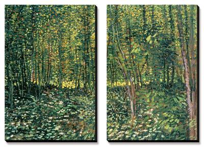 Woods and Undergrowth, c.1887