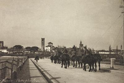 Visions of War 1915-1918: French Patrol in Castelfranco