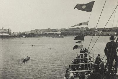 Visions of War 1915-1918: While a Ship Reaches Port Pula