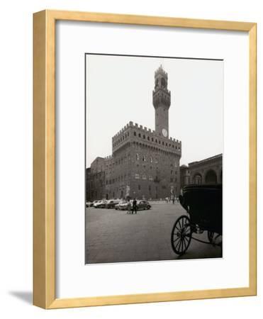 Palazzo Vecchio, Piazza Della Signoria, Florence