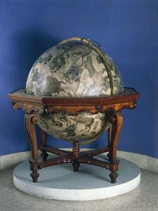 Celestial Globe, 1693 by Vincenzo Coronelli