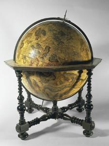 Celestial Globe, 1698 by Vincenzo Coronelli
