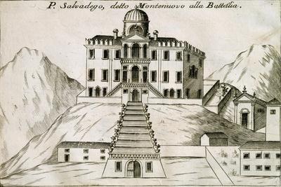 Villa Selvatico in Battaglia Terme, 1697