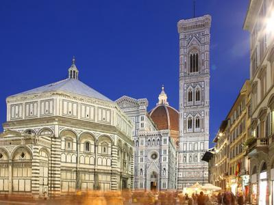 Cathedral (Duomo), Florence, UNESCO World Heritage Site, Tuscany, Italy, Europe