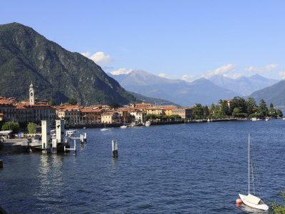 Cernobbio, Lake Como, Italian Lakes, Lombardy, Italy, Europe