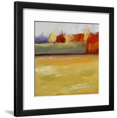 Vines-Lou Wall-Framed Giclee Print