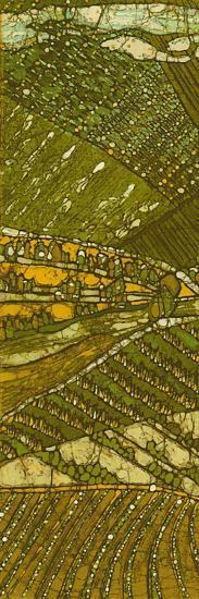 Vineyard Batik I-Andrea Davis-Art Print