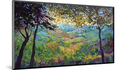 Vineyard View-Erin Hanson-Mounted Art Print