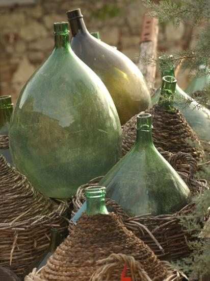Vineyards, Tuscany, Italy-Keith Levit-Photographic Print