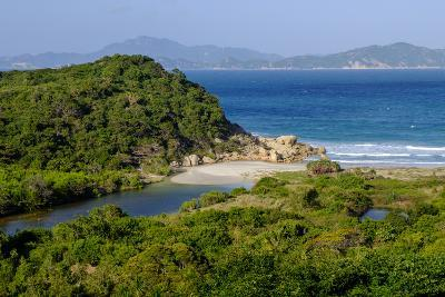 Vinh Hy Bay, Nui Cha National Park, Ninh Thuan Province, Vietnam, Indochina, Southeast Asia, Asia-Nathalie Cuvelier-Photographic Print