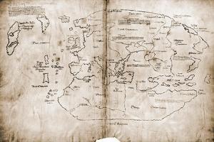 Vinland Map of New World