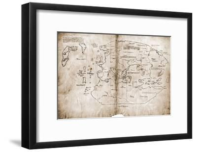 Vinland Map of New World