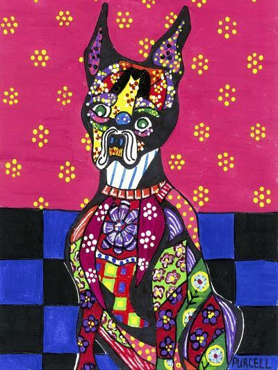 Vinnie Van Dogh-Debra Denise Purcell-Giclee Print