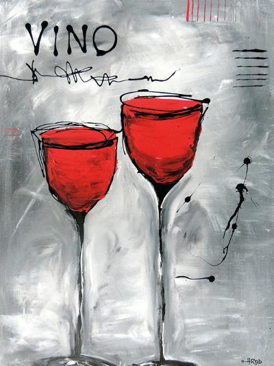 Vino 2-Annie Rodrigue-Art Print