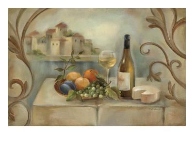 Vino Blanco-Silvia Vassileva-Art Print
