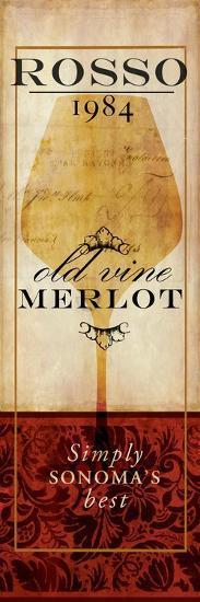 Vino II-Elizabeth Medley-Premium Giclee Print