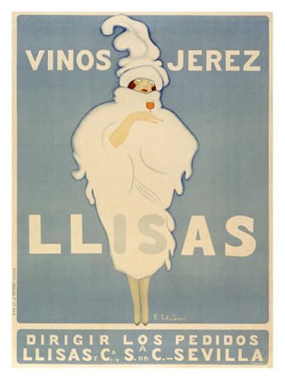 Vinos Jerez-Vinos Jerez Llisas-Giclee Print