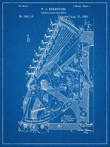 Vintage 1888 Calculator Patent
