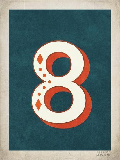 Vintage 8-Kindred Sol Collective-Art Print