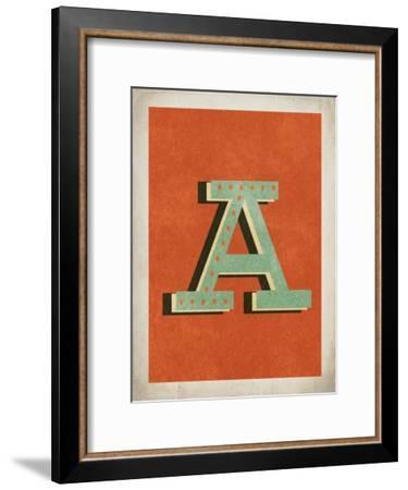 Vintage A-Kindred Sol Collective-Framed Art Print