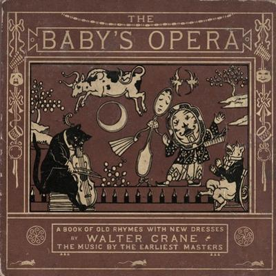 Babys Opera by Vintage Apple Collection