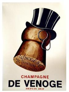 Champagne Cork by Vintage Apple Collection