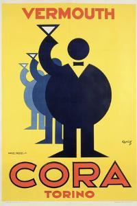 Cora Vermouth by Vintage Apple Collection