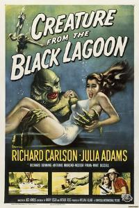 Creature from the Black Lagoon by Vintage Apple Collection